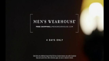 Men's Wearhouse TV Spot, 'Holiday Weekend Specials' - Thumbnail 5