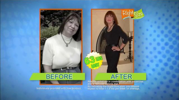 Right Size Health & Nutrition TV Spot, 'Quick 6' - Thumbnail 4