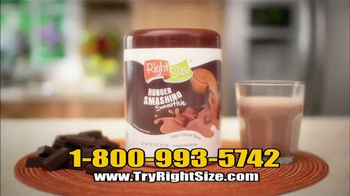 Right Size Health & Nutrition TV Spot, 'Quick 6' - Thumbnail 5