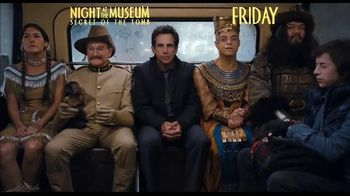 Night at the Museum: Secret of the Tomb - Alternate Trailer 31