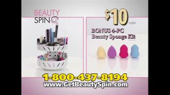 Beautyspin TV Spot, 'Spinning Organizer' - Thumbnail 10