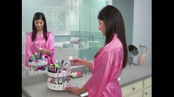Beautyspin TV Spot, 'Spinning Organizer'