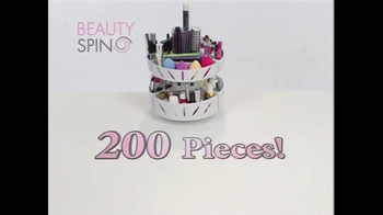 Beautyspin TV Spot, 'Spinning Organizer' - Thumbnail 5