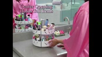 Beautyspin TV Spot, 'Spinning Organizer' - Thumbnail 6