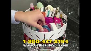 Beautyspin TV Spot, 'Spinning Organizer' - Thumbnail 7