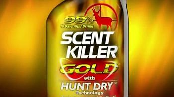 Wildlife Research Center Scent Killer Gold TV Spot, 'Long Lasting' - Thumbnail 1