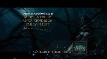 Into the Woods Soundtrack TV Spot - Thumbnail 7