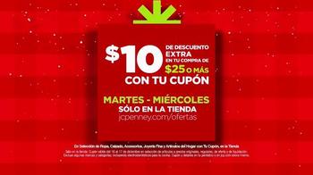 JCPenney Gran Venta de Navidad TV Spot, 'Ahorro Para Navidad' [Spanish] - Thumbnail 1