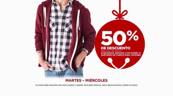 JCPenney Gran Venta de Navidad TV Spot, 'Ahorro Para Navidad' [Spanish] - Thumbnail 4