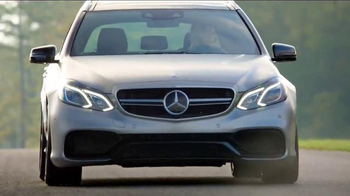 2015 Mercedes-Benz E63 AMG S 4MATIC Wagon TV Spot, 'A Long Drive' - Thumbnail 3