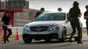 2015 Mercedes-Benz E63 AMG S 4MATIC Wagon TV Spot, 'A Long Drive' - Thumbnail 4