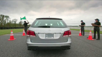 2015 Mercedes-Benz E63 AMG S 4MATIC Wagon TV Spot, 'A Long Drive' - Thumbnail 5