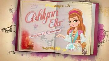 Ever After High TV Spot, 'Their Own Thing'