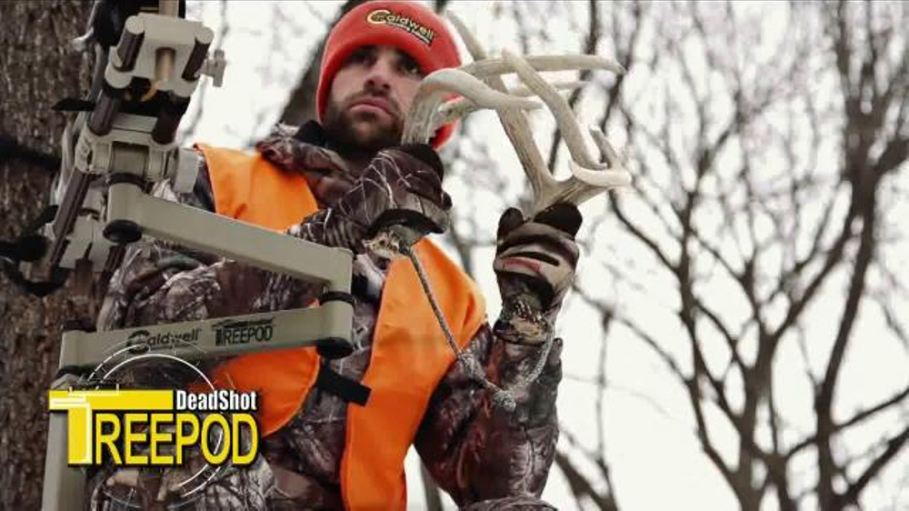 Caldwell DeadShot FieldPod Family TV Commercial, 'Achieve True Accuracy'