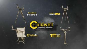 Caldwell DeadShot FieldPod Family TV Spot, 'Achieve True Accuracy' - Thumbnail 1