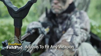 Caldwell DeadShot FieldPod Family TV Spot, 'Achieve True Accuracy' - Thumbnail 3