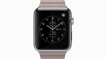 Apple Watch TV Spot, 'The Watch Reimagined' - Thumbnail 4
