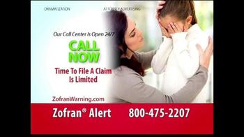 Curtis Law Group TV Spot, 'Zofran Warning' - Thumbnail 10