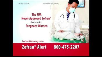 Curtis Law Group TV Spot, 'Zofran Warning' - Thumbnail 7