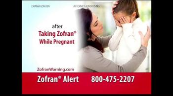 Curtis Law Group TV Spot, 'Zofran Warning' - Thumbnail 9