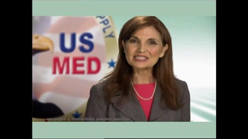 United States Medical Supply TV Spot, 'Medidor de Glucosa' [Spanish]