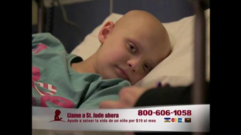 St. Jude Children's Research Hospital TV Spot, 'Por los Niños' [Spanish] - Thumbnail 8