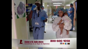 St. Jude Children's Research Hospital TV Spot, 'Por los Niños' [Spanish]