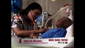 St. Jude Children's Research Hospital TV Spot, 'Por los Niños' [Spanish] - Thumbnail 7