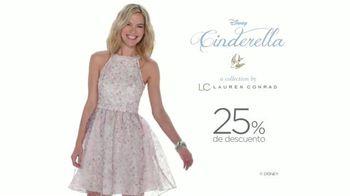 Kohl's TV Spot, 'Colección Cinderella de Disney' [Spanish] - 7 commercial airings