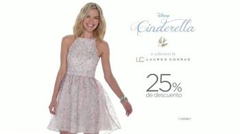 Kohl's TV Spot, 'Colección Cinderella de Disney' [Spanish] - Thumbnail 1