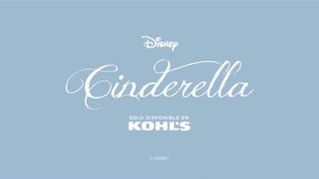 Kohl's TV Spot, 'Colección Cinderella de Disney' [Spanish] - Thumbnail 3