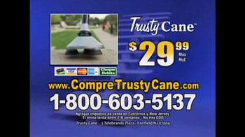 Trusty Cane TV Spot, 'Estabilidad' [Spanish] - Thumbnail 9