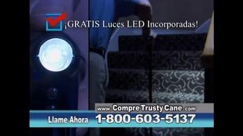 Trusty Cane TV Spot, 'Estabilidad' [Spanish] - Thumbnail 7