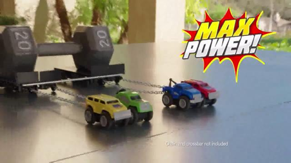 Max Tow Truck Mini Haulers Tv Commercial Max Power Ispottv