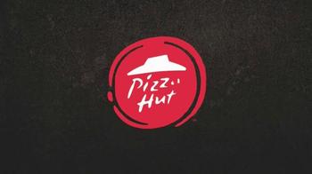 Pizza Hut Stuffed Crust Throwback Deal TV Spot, 'Crust First' - Thumbnail 8