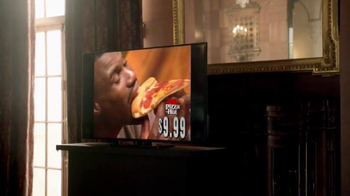 Pizza Hut Stuffed Crust Throwback Deal TV Spot, 'Crust First'