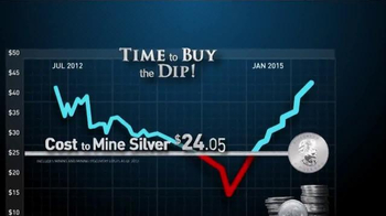 Lear Capital Silver TV Spot, 'An Investment'