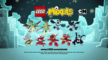 LEGO Mixels Series 4 TV Spot, 'Nine Awesome New Characters' - Thumbnail 10
