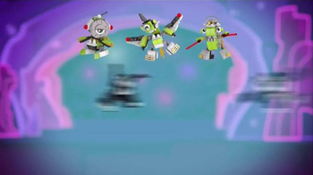 LEGO Mixels Series 4 TV Spot, 'Nine Awesome New Characters' - Thumbnail 2