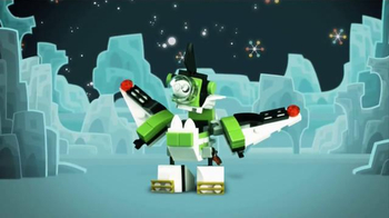 LEGO Mixels Series 4 TV Spot, 'Nine Awesome New Characters' - Thumbnail 3