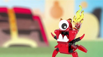 LEGO Mixels Series 4 TV Spot, 'Nine Awesome New Characters' - Thumbnail 6