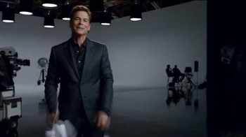 DIRECTV TV Spot, 'Total Deadbeat Rob Lowe' Featuring Rob Lowe - Thumbnail 1