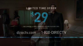 DIRECTV TV Spot, 'Total Deadbeat Rob Lowe' Featuring Rob Lowe - Thumbnail 7