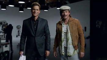 DIRECTV TV Spot, 'Total Deadbeat Rob Lowe' Featuring Rob Lowe - Thumbnail 2