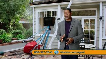 Allstate TV Spot, 'Money Matters' Featuring Dennis Haysbert - Thumbnail 3