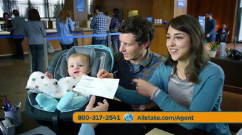 Allstate TV Spot, 'Money Matters' Featuring Dennis Haysbert - Thumbnail 6