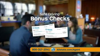 Allstate TV Spot, 'Money Matters' Featuring Dennis Haysbert - Thumbnail 8