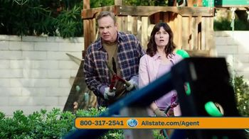 Allstate TV Spot, 'Money Matters' Featuring Dennis Haysbert - 6624 commercial airings