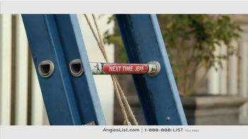 Angie's List TV Spot, 'Cleaning the Gutters' - Thumbnail 7