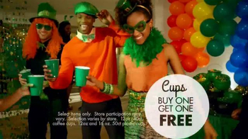 Party City TV Spot, 'Get Your Green On This St. Patrick's Day' - 1707 commercial airings